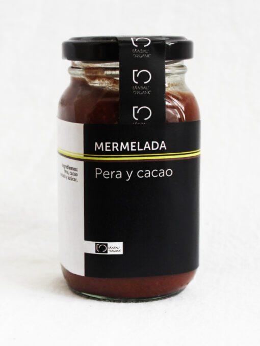 Mermelada-Pera-cacao